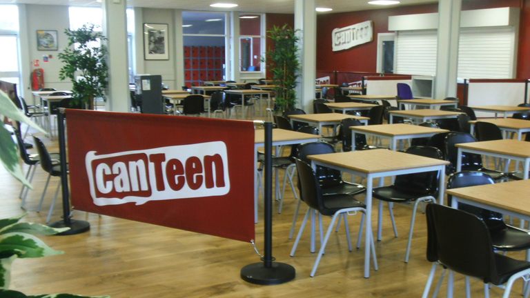 canteen management software, time and attendance software, visitor management system