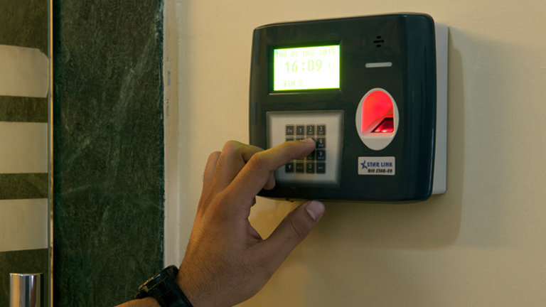 biometric attendance system, time and attendance systems, time attendance machine