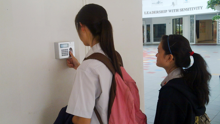 Fingerprint Attendance Machine To Be Introduced In Colleges