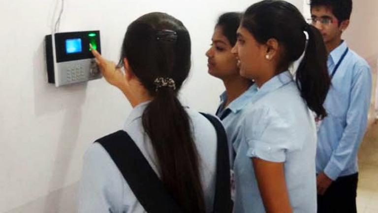 Biometric Attendance System in Schools | StarLink India