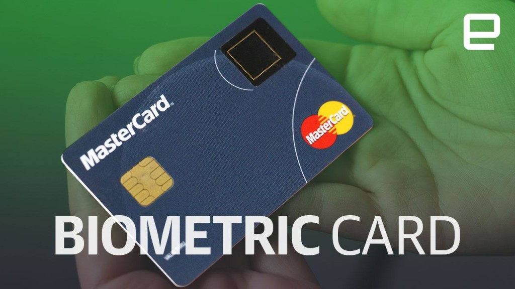 Biometric Cards for In-Store Purchases