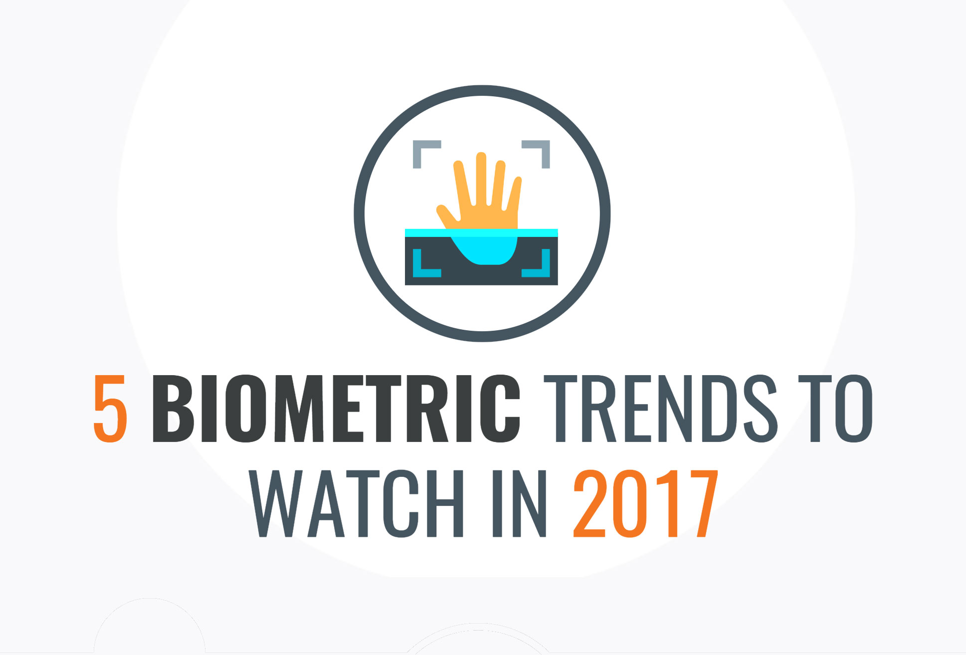 biometric trends, biometric technology