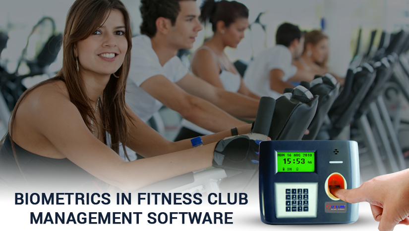 Gym Mangement Biometric Machines