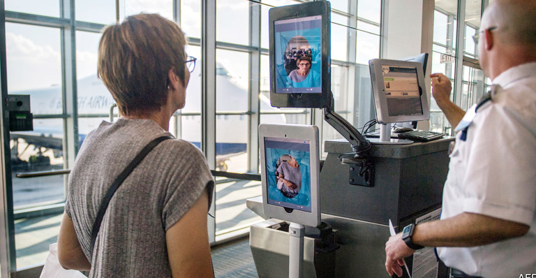 Biometric Security in Airports