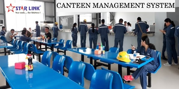How Does Canteen Management System Work