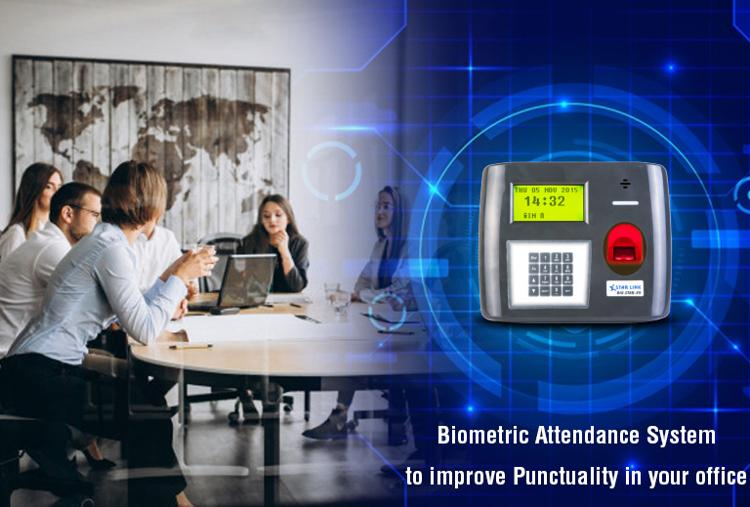 Biometric Attendance System to improve Punctuality in Office