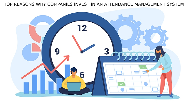 TOP REASONS WHY COMPANIES INVEST IN AN ATTENDANCE MANAGEMENT SYSTEM