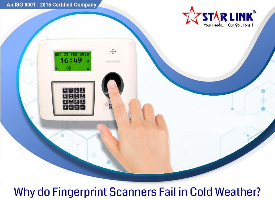 Why do Fingerprint Scanners Fail in Cold Weather
