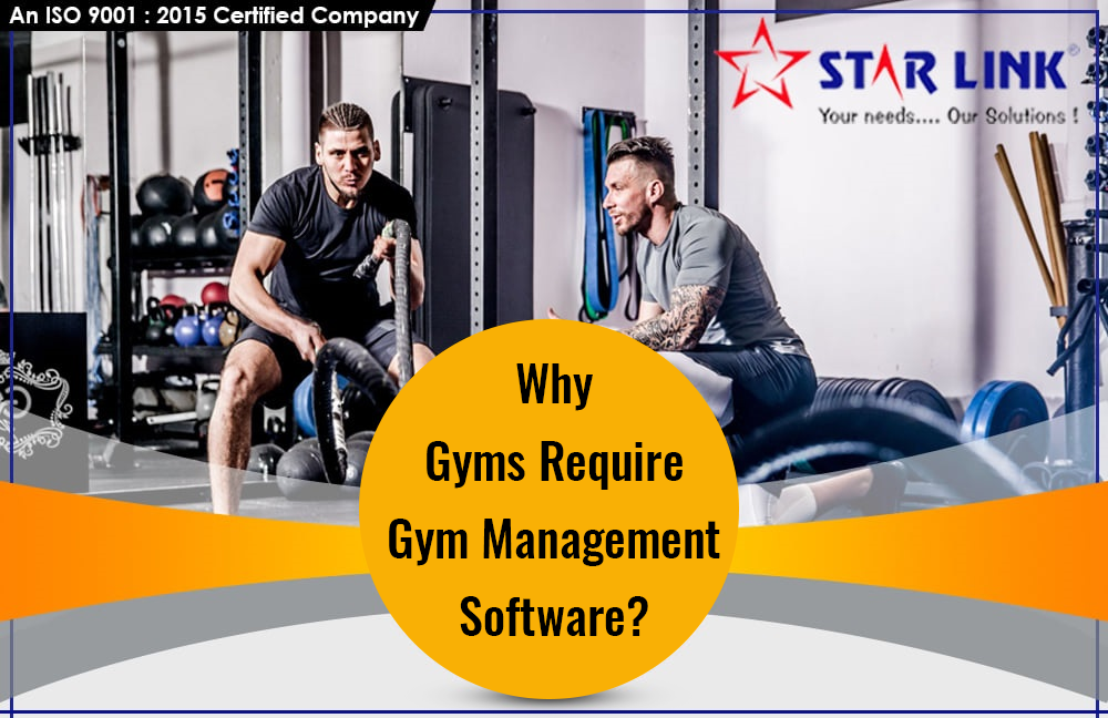 Why Gym requires Gym Management Software