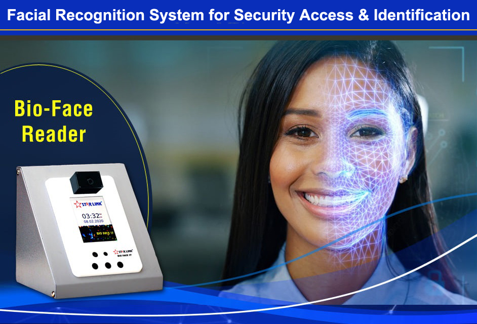 Facial Recognition System for Security Access & Identification