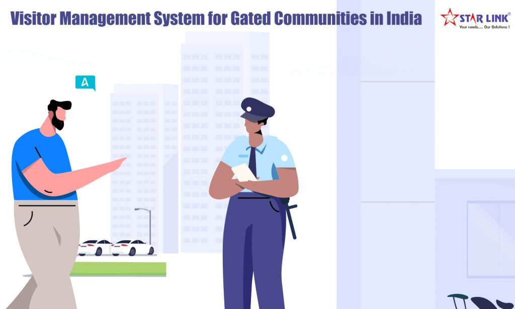 Visitor Management System for Gated Communities in India
