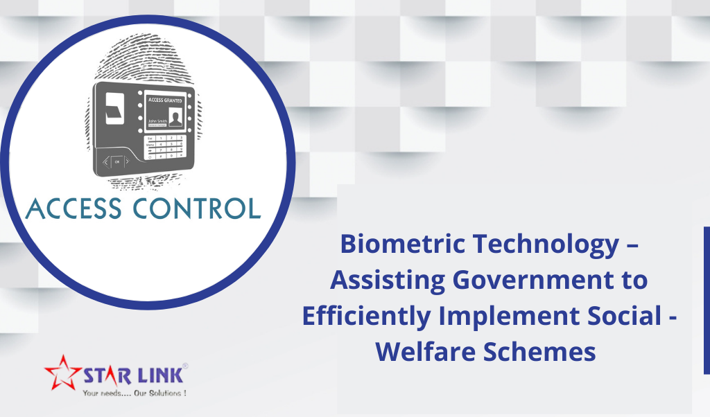 Biometric Technology – Assisting Government