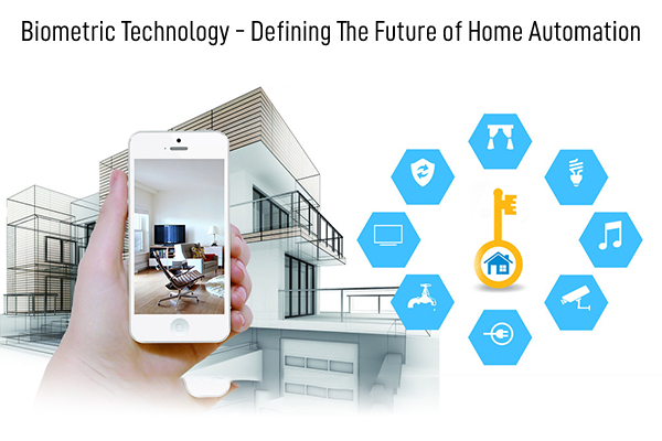 Biometric Technology Defining The Future of Home Automation