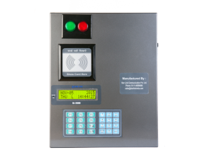 Industrial Model, Biometric Attendance System Machine