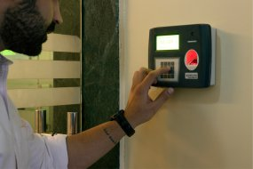 Access control systems, Biometric access control system